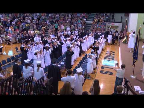 Clarksville High School Graduation Flash Mob