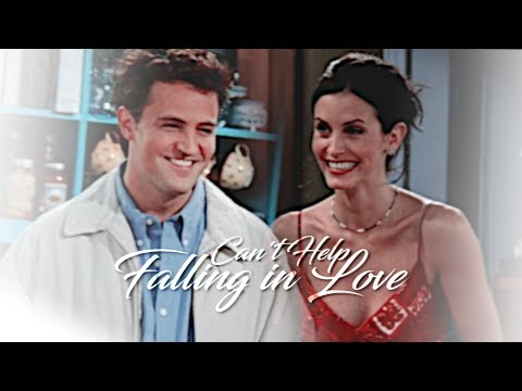 Monica & Chandler || Can't Help Falling in Love