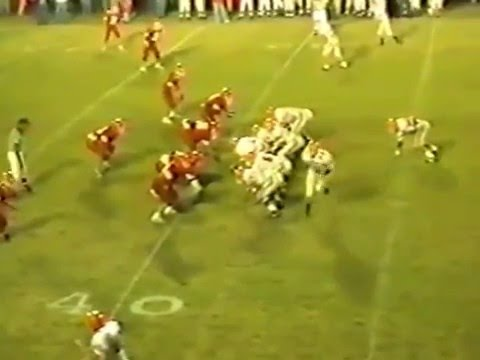 1992 Tahlequah Tigers at Stilwell Indians Football (TV Version)