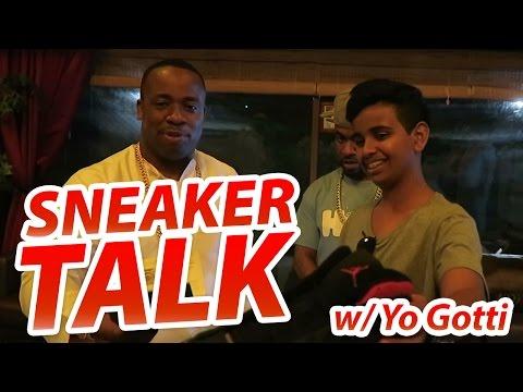 SNEAKER TALK w/ YO GOTTI - DOWN IN THE DM