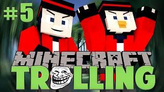Minecraft Trolling - Copacul Care Face Diamante! [Ep.5]