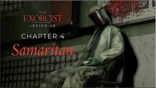 "PS4 Games | The Exorcist: Legion VR - Chapter 4 ""Samaritan"" Teaser Trailer - PS VR"