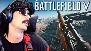 DrDisRespect Playing Battlefield V Multiplayer For the First Time! (1080p60)