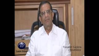 Gambar cover Greetings From Vasant Gajera - Chairman of Laxmi Group