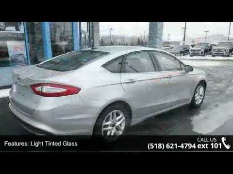 2016 Ford Fusion SE - Fuccillo Ford - Adams NY 13605 & 2016 Ford Fusion SE - Fuccillo Ford - Adams NY 13605 - YouTube markmcfarlin.com