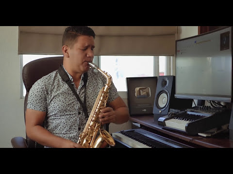 Despacito - Luis Fonsi ft. Justin Bieber (Saxophone Piano Cover) by Samuel Solis