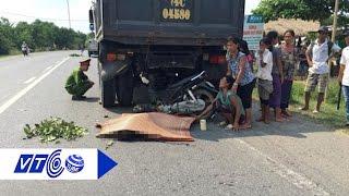 Xe máy húc đuôi ôtô, nạn nhân chết tại chỗ | VTC