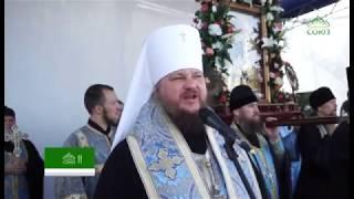 В Костромской епархии торжественно отметили чудесное обретение Феодоровской иконы Божией Матери