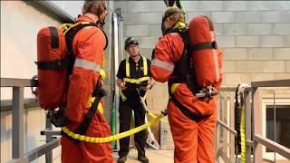 Confined Space Search and Rescue Training | Arco Professional Safety Services