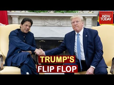 Trump's Flip Flop: Closely Monitoring Kashmir Issue, Offers Mediation