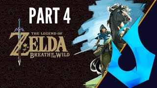 Breath of Wild Stream LIVE with Cat [Part 5]