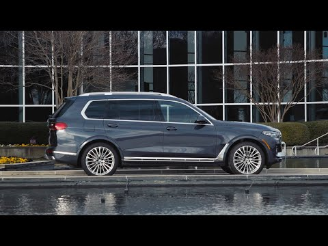 Car And Automotive Product Reviews 2020 BMW X7