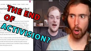 Asmongold Reacts: WOW... What Activision Are Subjecting These People To Is TERRIBLE...