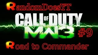 MW3: Road to Commander #9 - Team Deathmatch Aktion [Deutsch] [HD]