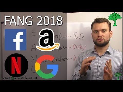 How will FANG stocks do in 2018? [Facebook, Amazon, Netflix & Google]