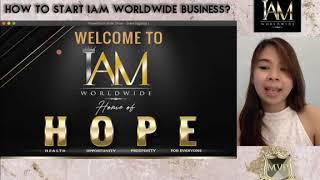 JULY 2020 IAM BUSINESS PRESENTATION TAGLISH