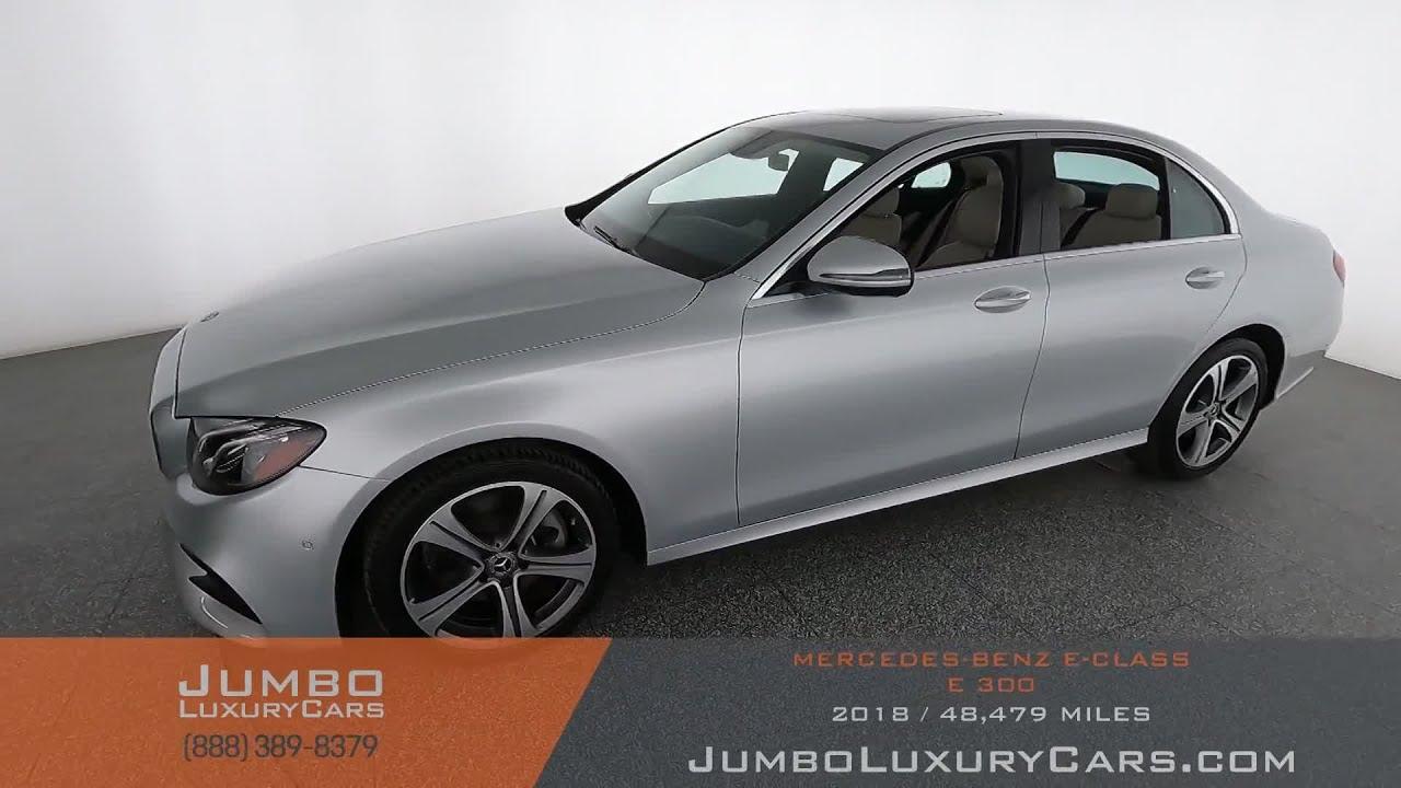 Download 2018 Mercedes-Benz E-Class - Stock #9317