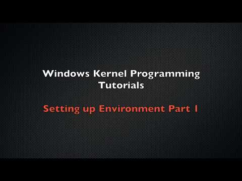 Resolved Windows Kernel Driver: Does the