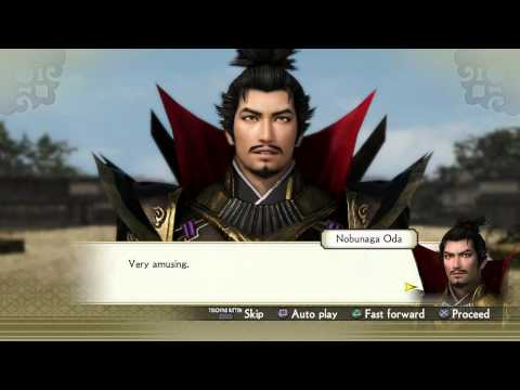 SW4: All Nobunaga Oda Events (Chronicle Mode)