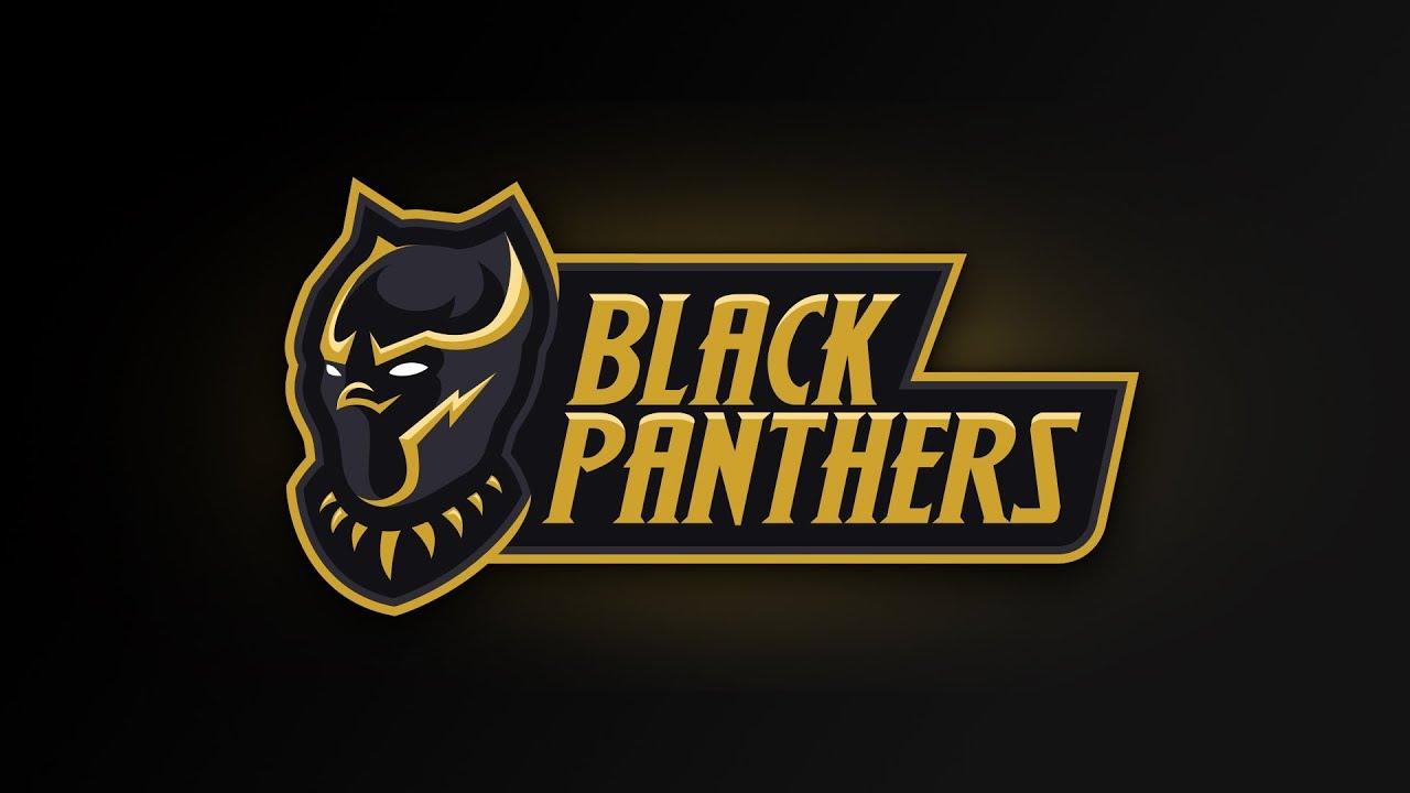 a1752bd5d1a66 Illustrator Tutorial: Black Panther Mascot Design Process