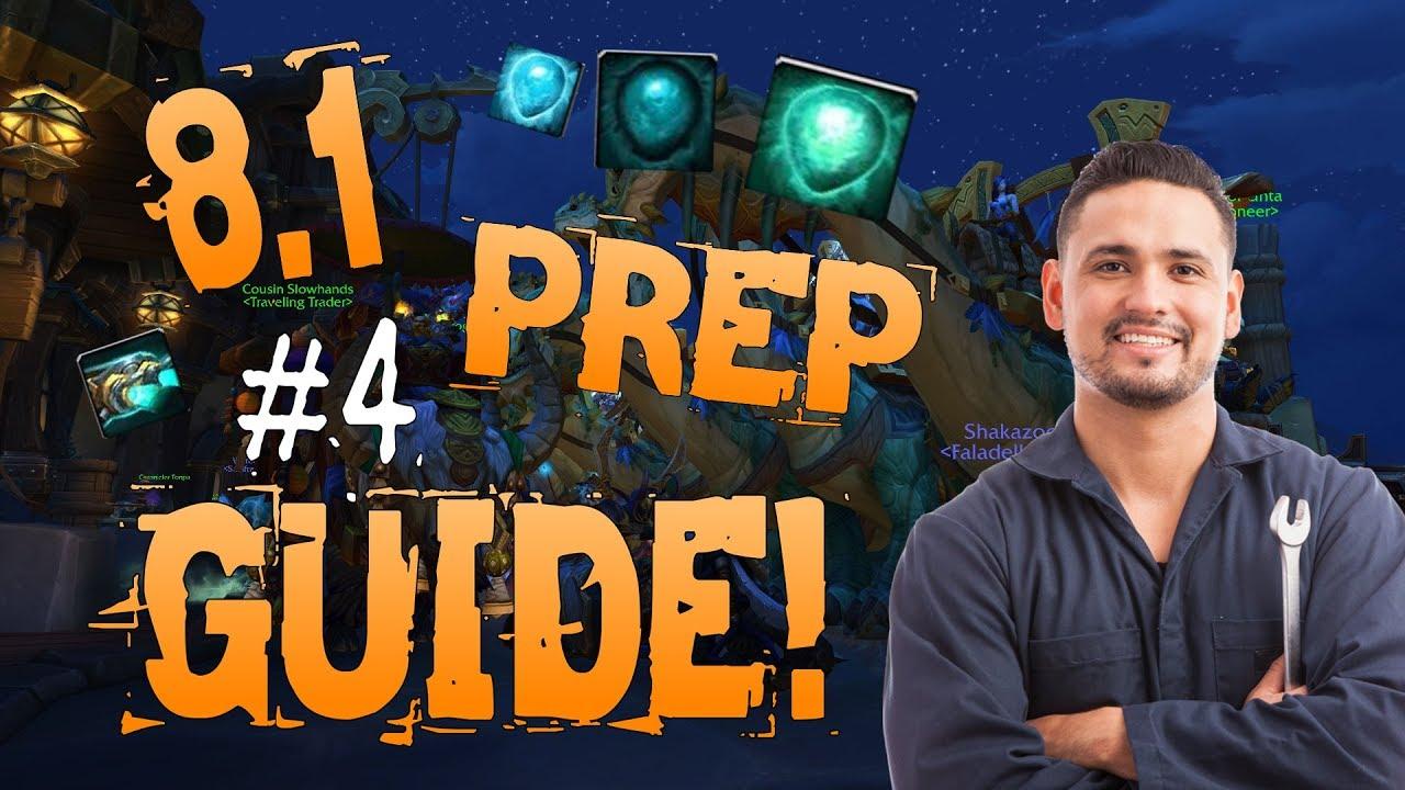 BFA - 8 1 Gold Guide Prep! Alchemy & Engineering #4