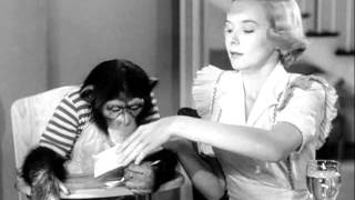Bedtime for Bonzo (1951) clip