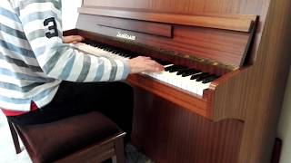 I Close My Eyes and Count to Ten - Dusty Springfield, piano cover