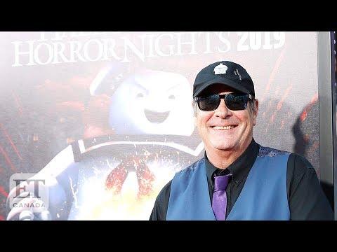 Dan Aykroyd & Ivan Reitman Talk New 'Ghostbusters' Film