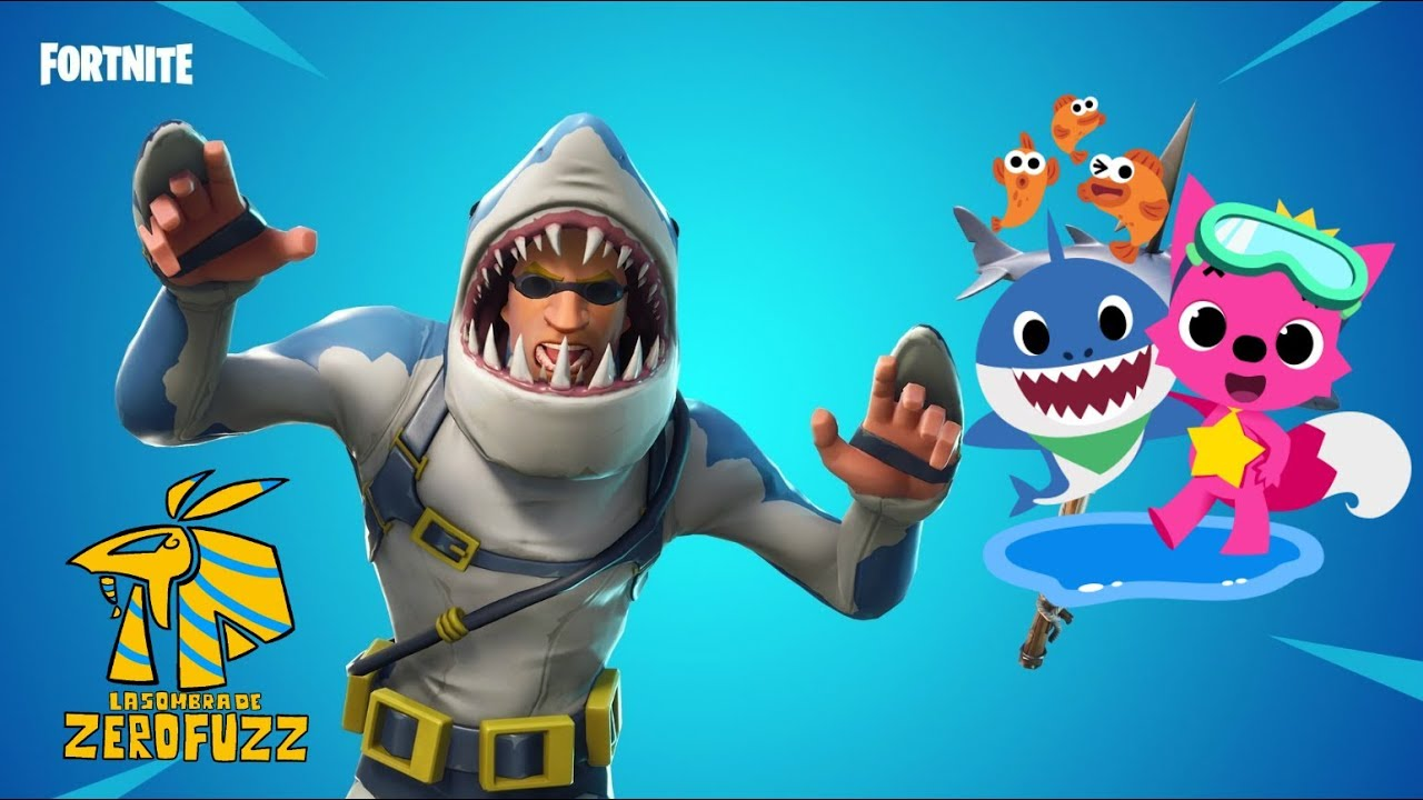 Fortnite Baby Shark Dance | Fortnite Mobile Hack Ios Download