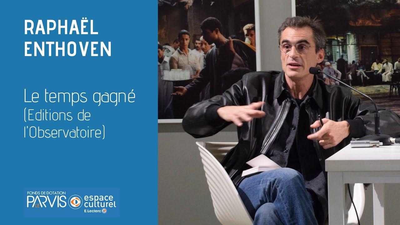 Entretien avec Raphaël Enthoven