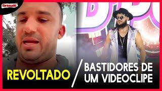 Júnior Vianna Fica Revoltado ao Descobrir que estão tentando atrapalhar sua live ,Bastidores da Dpop