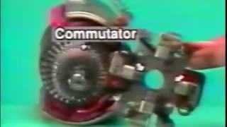 Система пуска двигателя