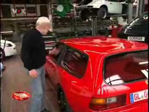 Porsche 951 Dp Cargo Youtube