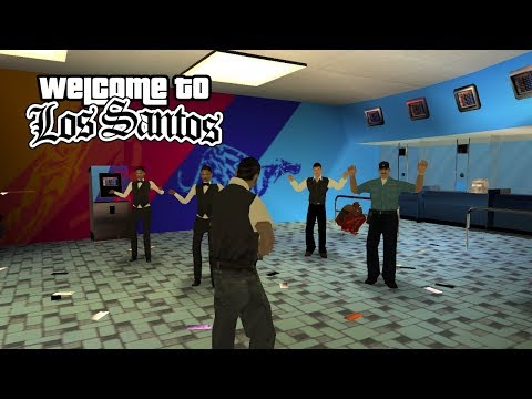 WTLS Heists Trailer | SA-MP
