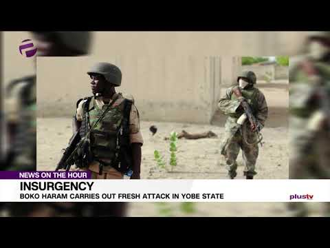 Boko Haram Carries Out Fresh Attack In Yobe State