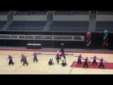 AHS Dance--Nebraska State Hip Hop 2011