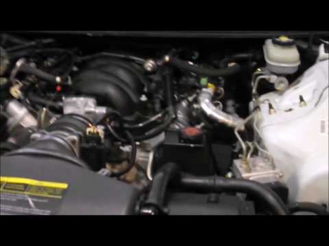 LS1 Camaro Header Install: Removal of Old Parts