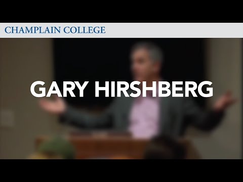 Gary Hirshberg: Speaking from Experience