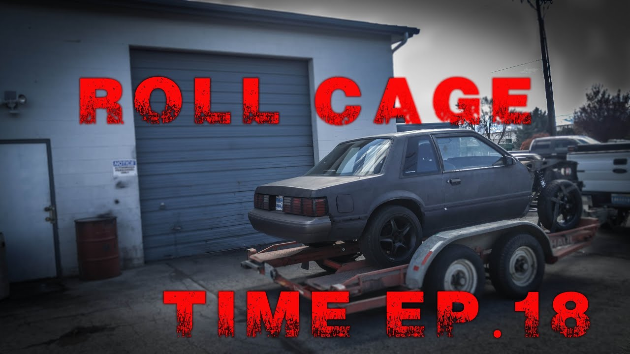 foxbody mustang drag car build ep 18 youtube. Black Bedroom Furniture Sets. Home Design Ideas