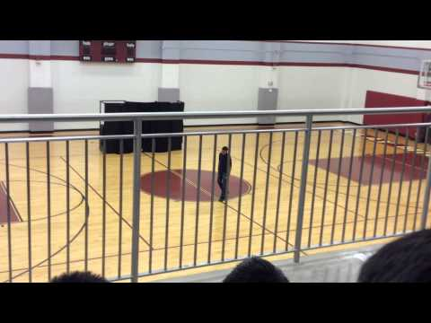 Delay Middle School Talent Show-Demeric Graves