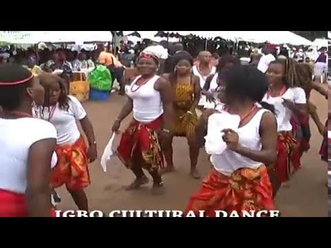 CULTURAL DANCE GROUPS EXCITE NIGERIANS IN LAGOS