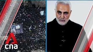 Qasem Soleimani killing: Iran vows revenge after US airstrike kills its top commander