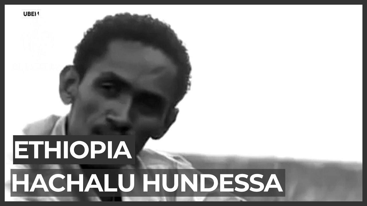 Ethiopian singer Hachalu Hundessa shot dead in Addis Ababa