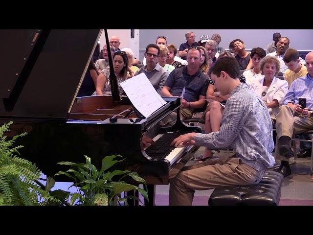 Bach, CPE Solfeggietto