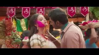 Sandakozhi 2 kambathu ponnu teaser song