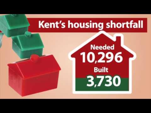 Kent housing crisis figures