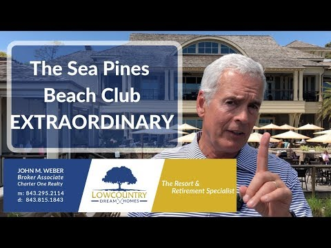 The Sea Pines Beach Club EXTRAORINARY