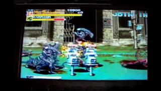 Aliens vs Predator Arcade on a PSP-3001 Mystic Silver System