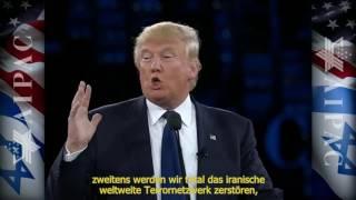 Bereitet Donald Trump den nächsten Konflikt vor?