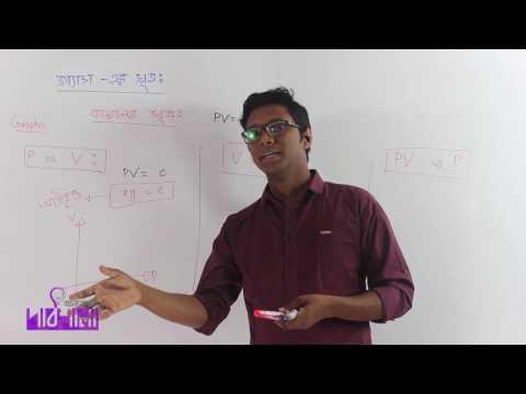 01. Boyle's Law | বয়েলের সূত্র | OnnoRokom Pathshala